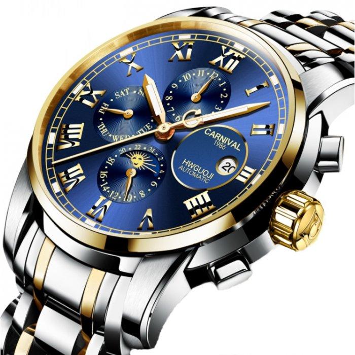Механічний годинник. Купити механічні годинники в магазині Бест Тайм ... 8bf910bd8d21a