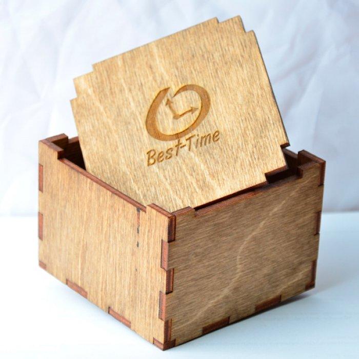 Дерев яна коробочка для годинника. Купити дерев яну коробочку в ... 594e750705b93