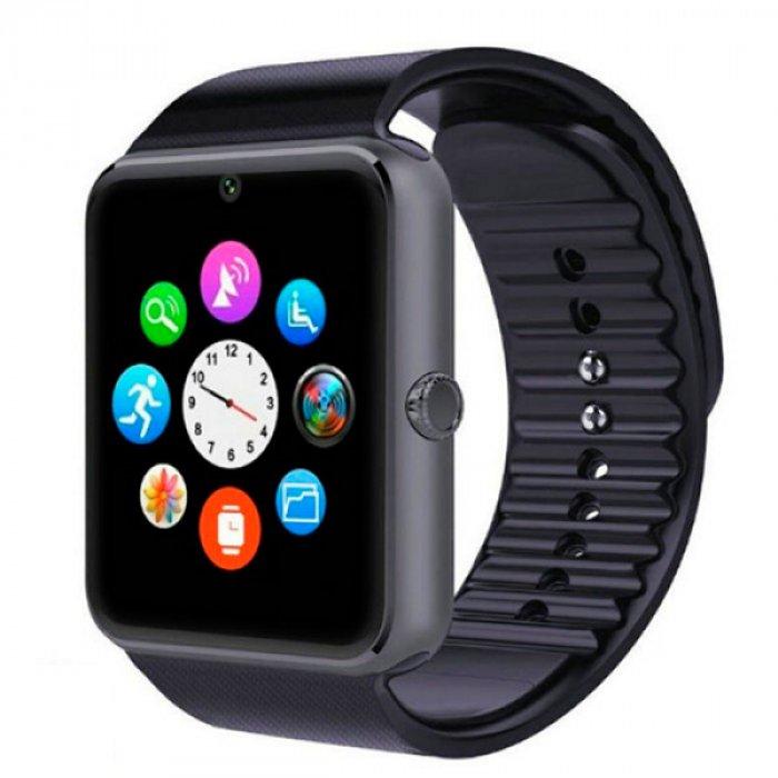 Умные часы Smart GT08 Black по самой низкой цене. Купить в магазине ... 1a29269c2af08