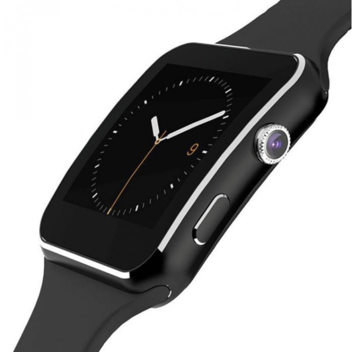 Smart X6 UWatch Nano Black