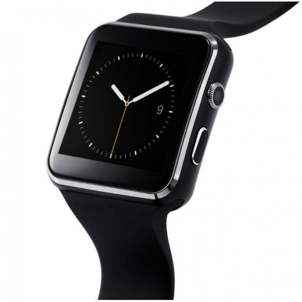 Smart X6 UWatch Nano Black