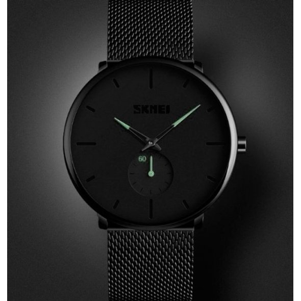 Skmei 9185 Design Black