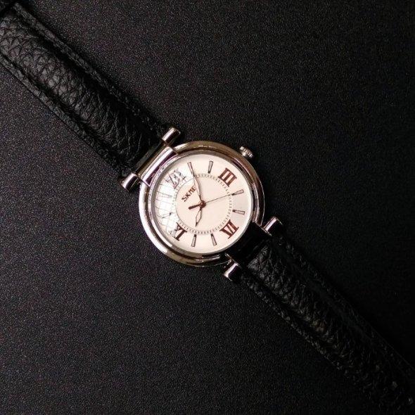 Skmei Elegant Black 9075B