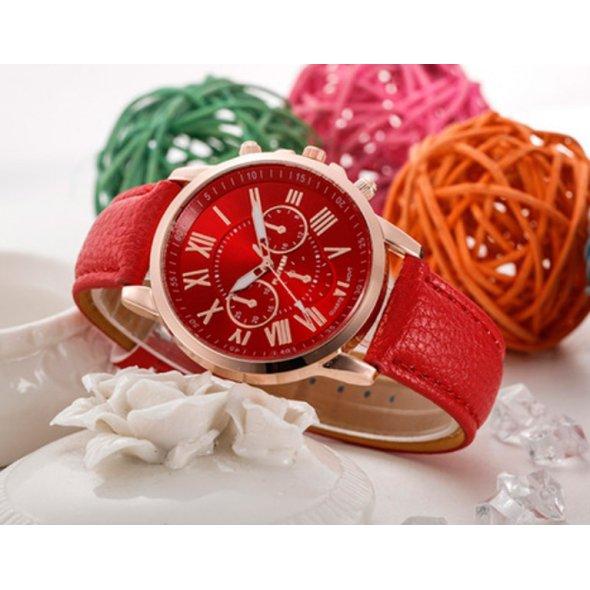 Geneva Uno Red