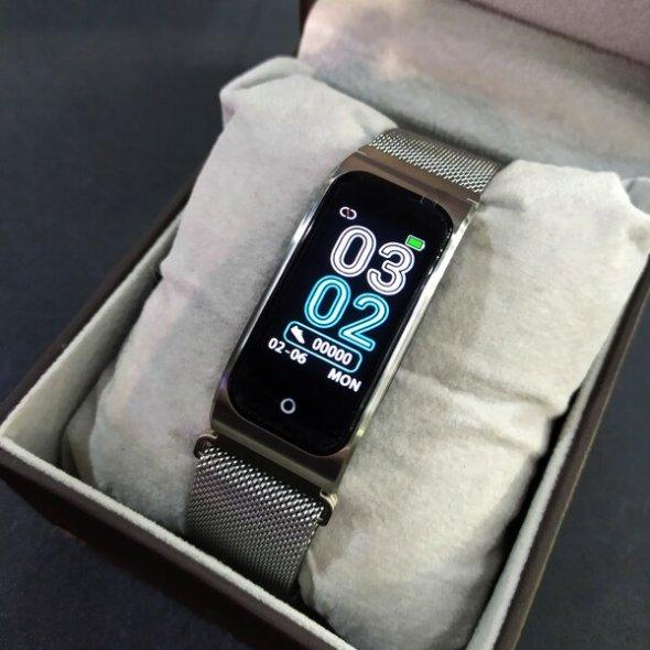 Smart Mioband PRO Silver