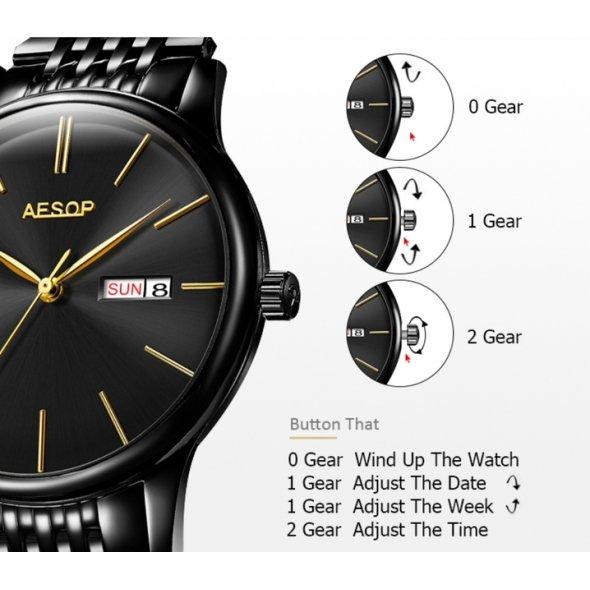 Aesop Black Edition