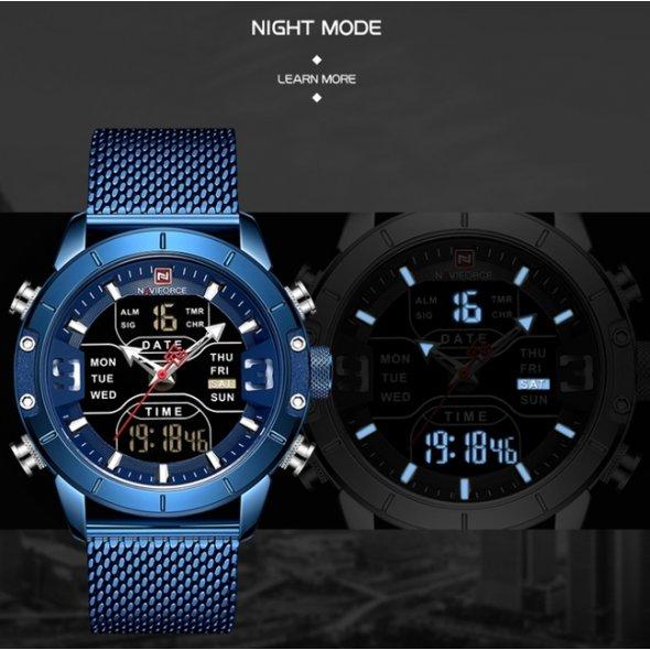 Naviforce Tesla Blue NF9153