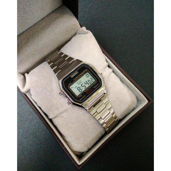 Skmei Popular Silver II 1123S