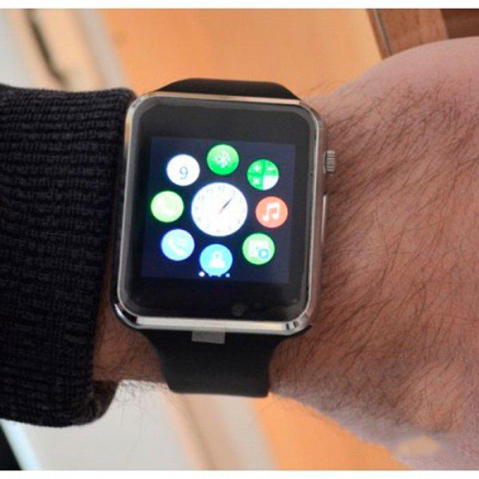 Умные часы Smart A1 Turbo Black по самой низкой цене. Купить в ... 3f1ded7687d12