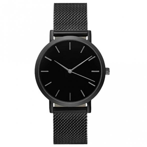 Geneva Field Black