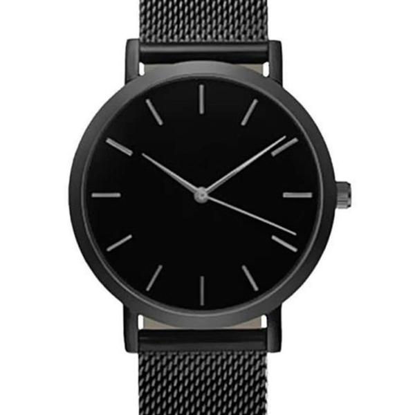 Geneva Field Black