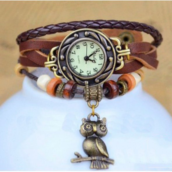CL Owl Brown