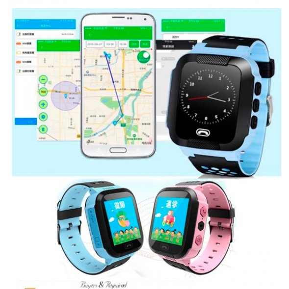 Smart GPS T7 Purple