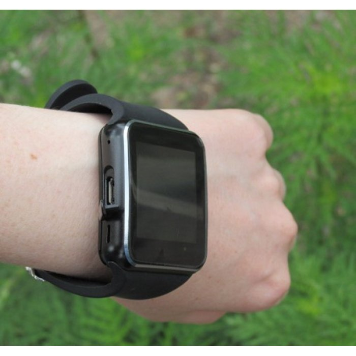 Умные часы Smart X6 UWatch Nano Black по самой низкой цене. Купить в ... fe1bcffc25316