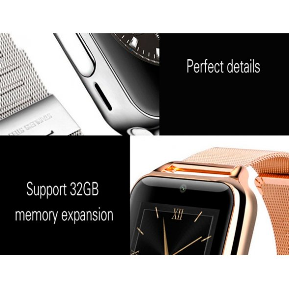 Smart Z60 (GT08 PRO) Gold