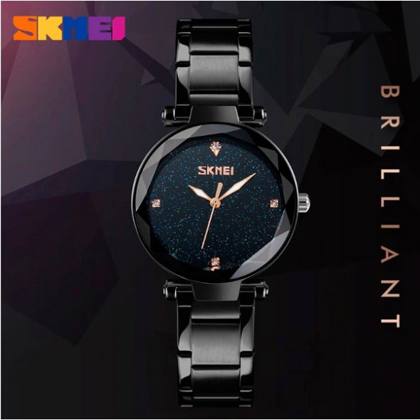 Skmei Miss Black 9180