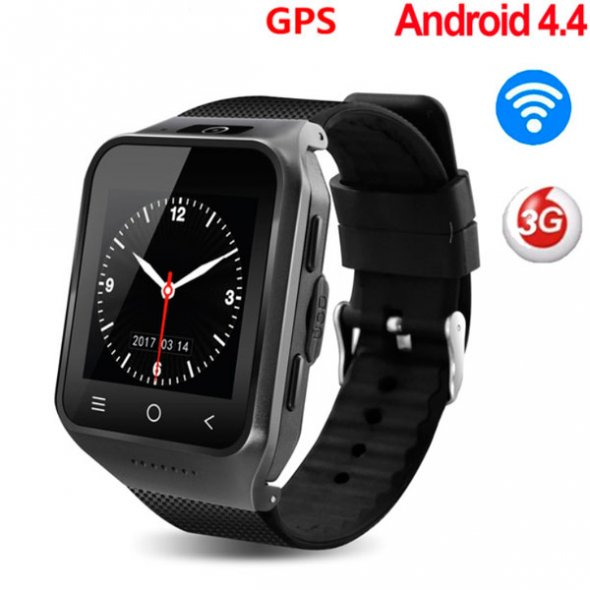 Smart S8 WI-FI Black