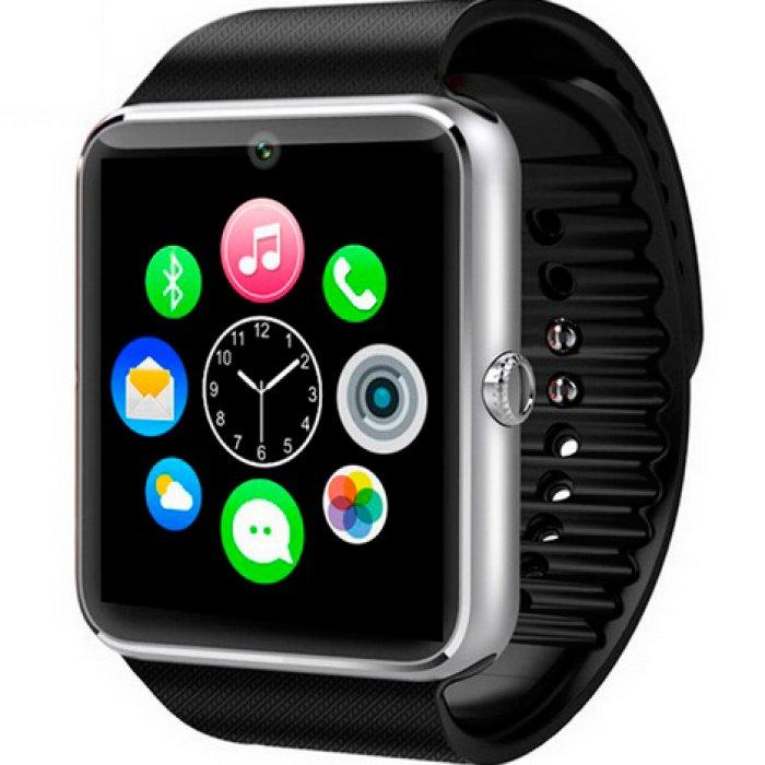 Розумний годинник Smart GT08 Black за самою низькою ціною. Купити в  магазині Best Time 77b7eae7edfa9