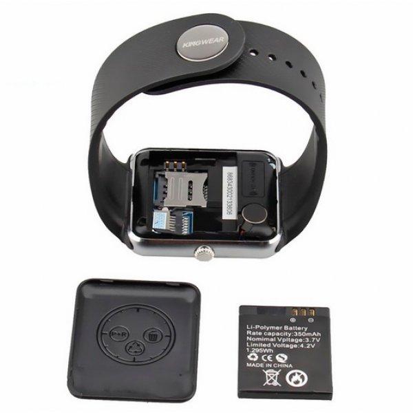 Smart GT08 Black