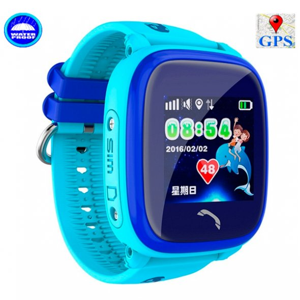 Smart GPS DF200 Water Blue