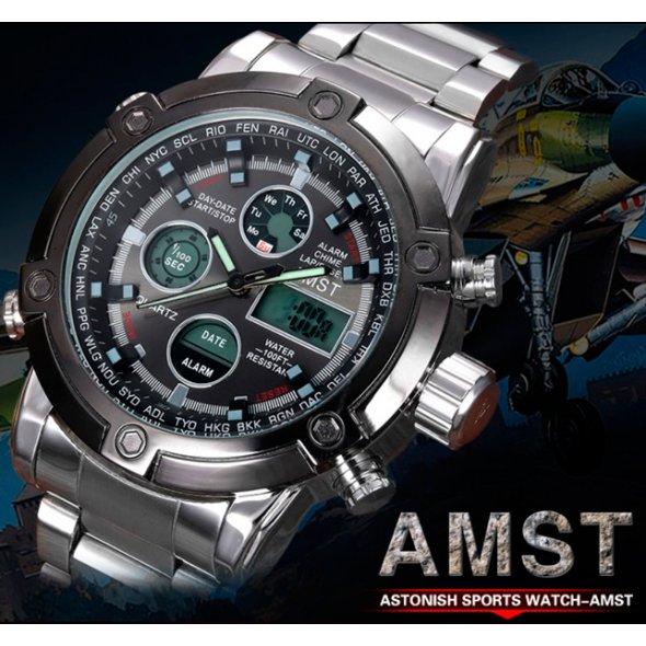 AMST Mountain Steel