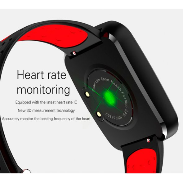 Smart HeartRate Black
