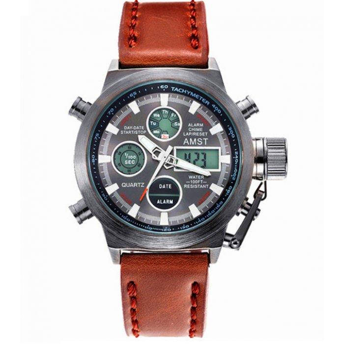 e74690feb1cd Мужские спортивные часы AMST Mountain. Купить часы AMST Mountain в  Киеве/Днепропетровске в интернет магазине Бест Тайм
