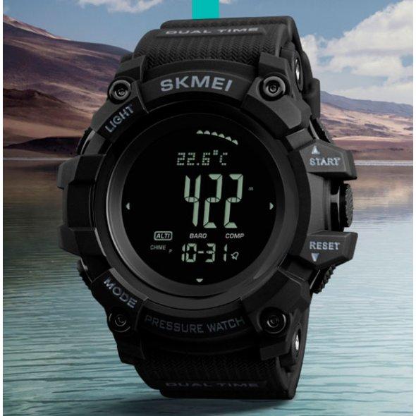Smart Skmei Processor с шагомером и барометром