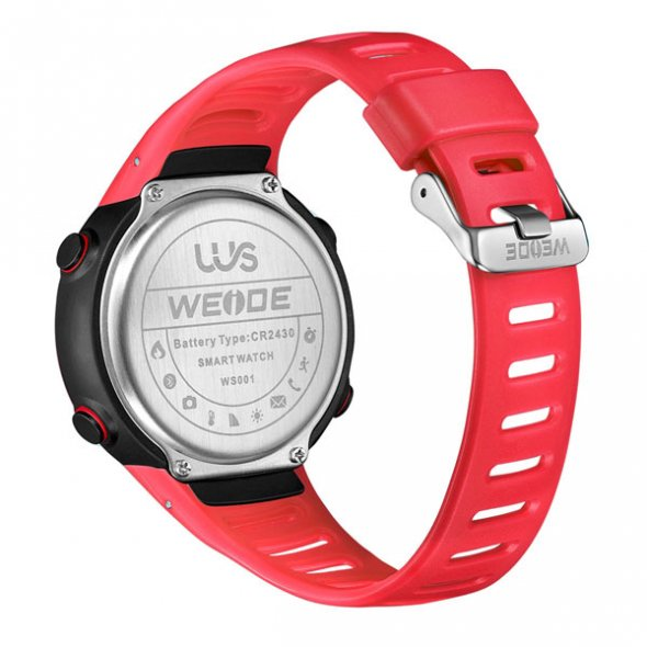 Weide Computer Red