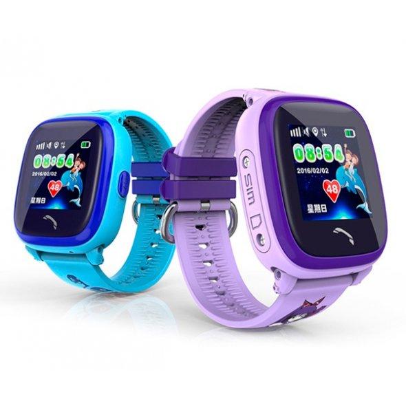 Smart GPS DF200 Water Purple
