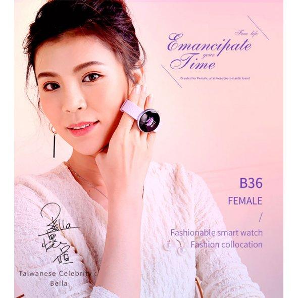 Skmei Smart Women B36 Pink