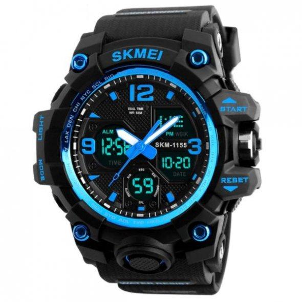 Skmei Hamlet Blue 1155B