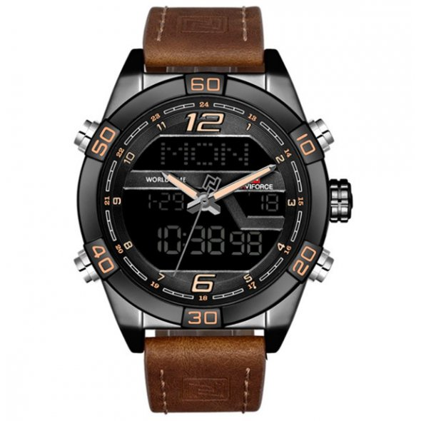 Naviforce Legion Brown NF9128