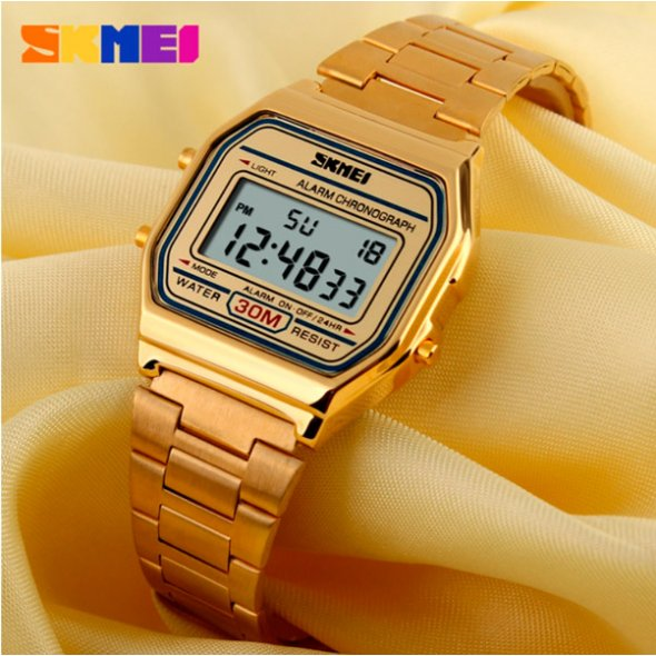 Skmei Popular Gold II 1123