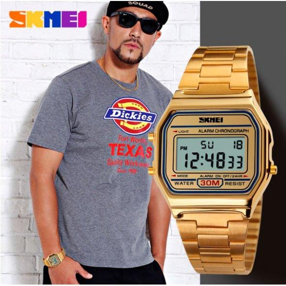 Skmei Popular Gold 1123