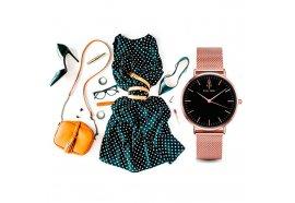 Как подобрать часы согласно вашему стилю в одежде. Гид для девушек