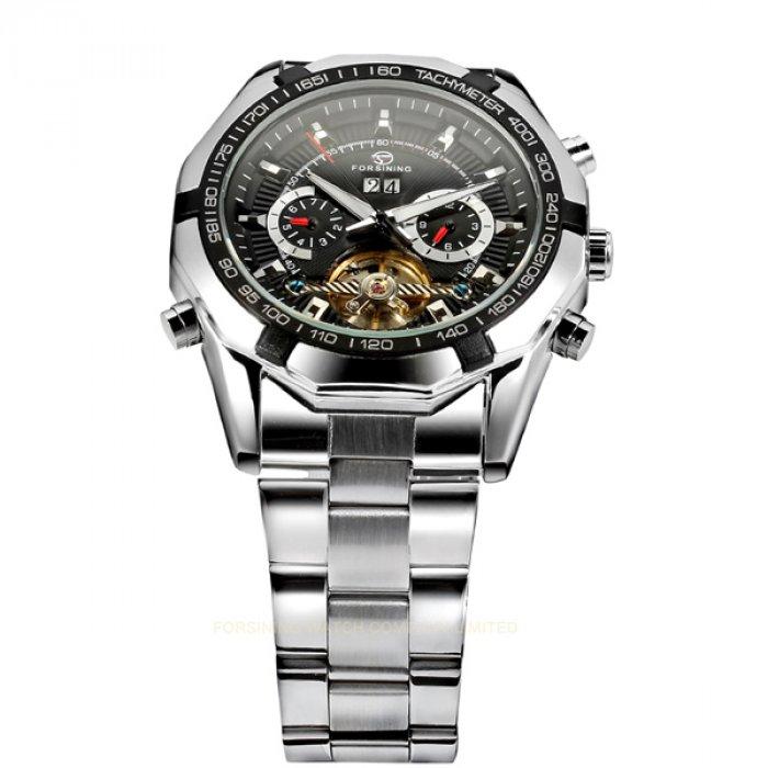 Чоловічий годинник Forsining Texas. Купити годинник Forsining Texas ... 1ba49b579976b
