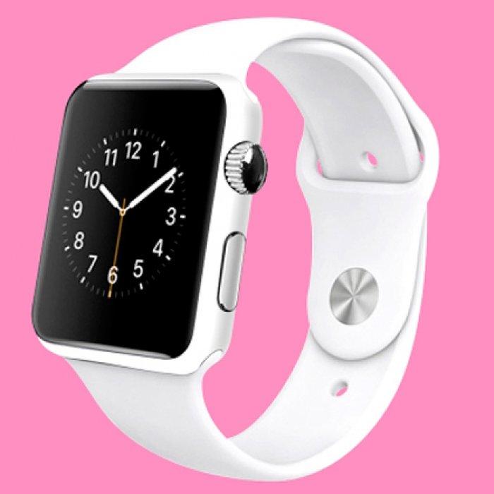 Розумний годинник Smart G11 White за самою низькою ціною. Купити в ... e62934e988551