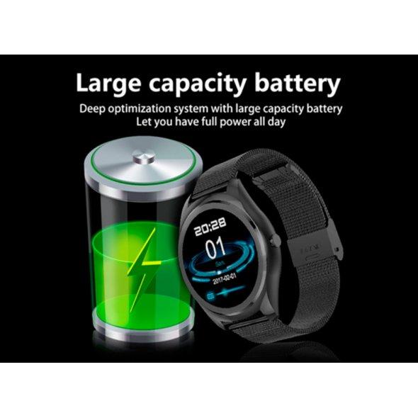 Smart N3 Pro Steel Black