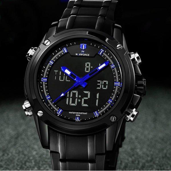 Naviforce Aero Blue