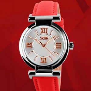 Skmei Elegant Red 9075R