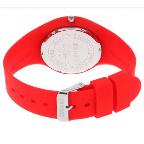 Детские часы Skmei Rubber Red 9068R