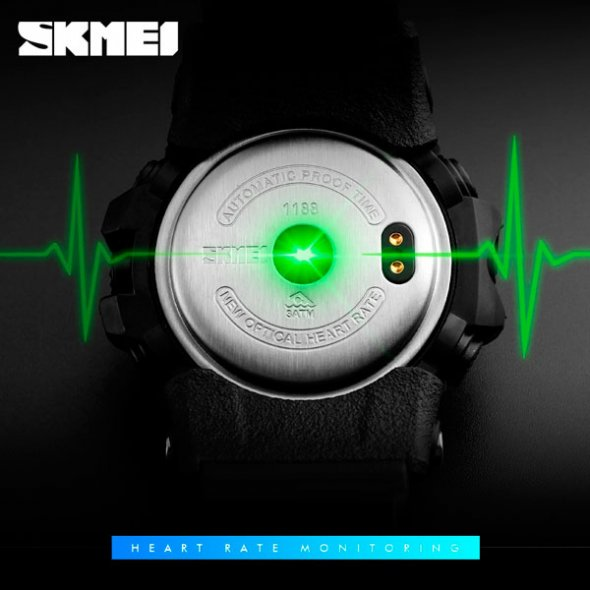 Skmei Power Smart+ с пульсометром