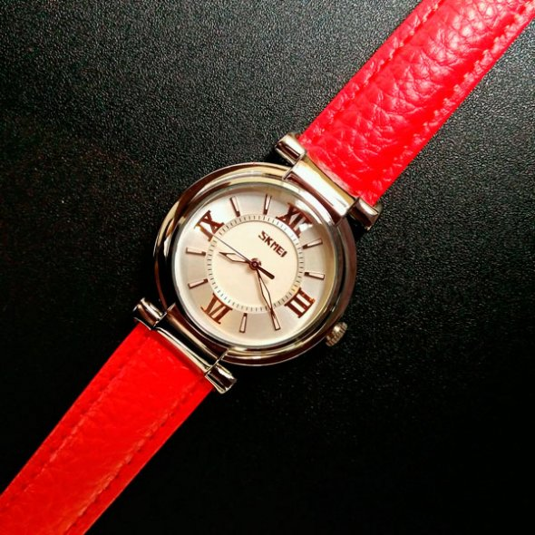 Skmei Elegant Red 9075R