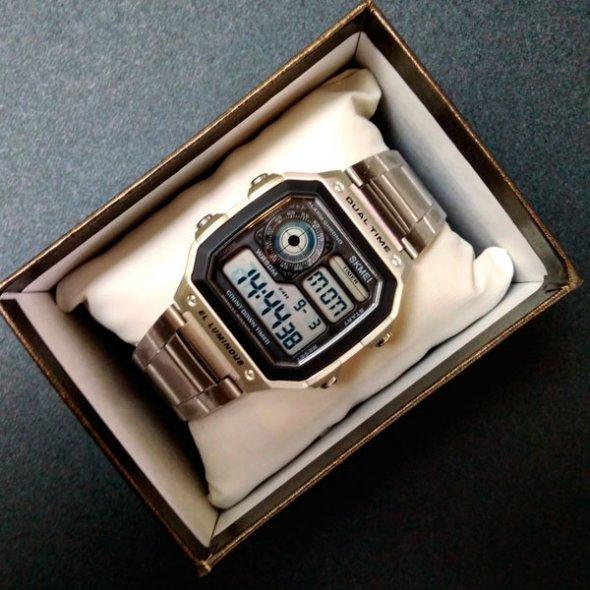 Skmei Ripple Silver 1335S