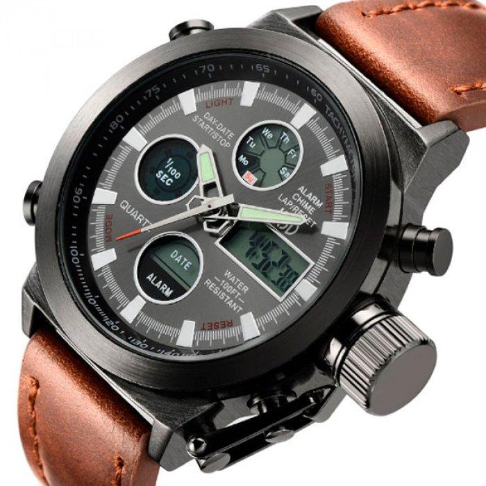 18f600a3 Мужские спортивные часы AMST Mountain. Купить часы AMST Mountain в  Киеве/Днепропетровске в интернет магазине Бест Тайм