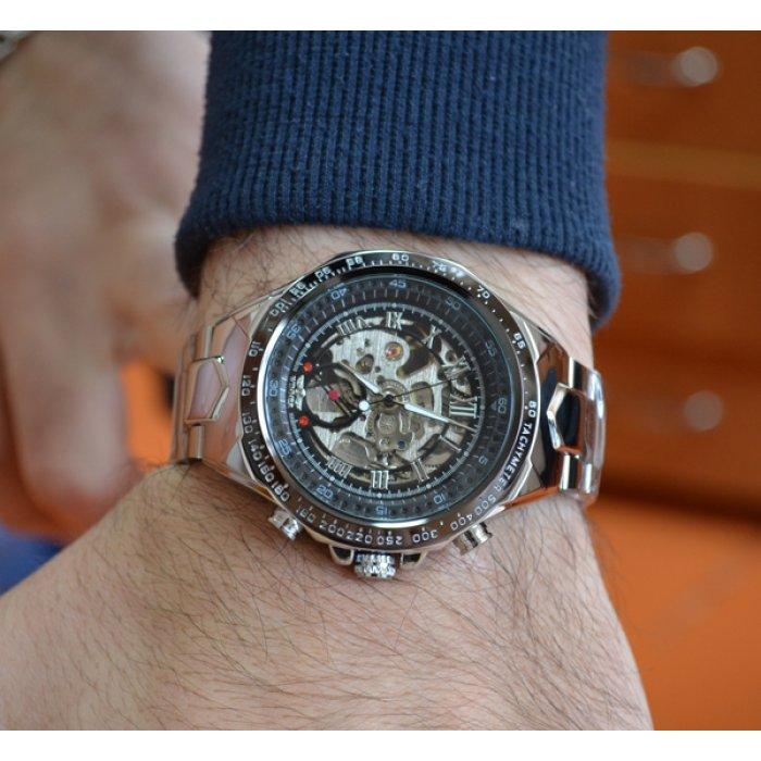 Чоловічий годинник скелетон Winner Action. Купити годинник скелетон ... d4a83f5ff2fdb