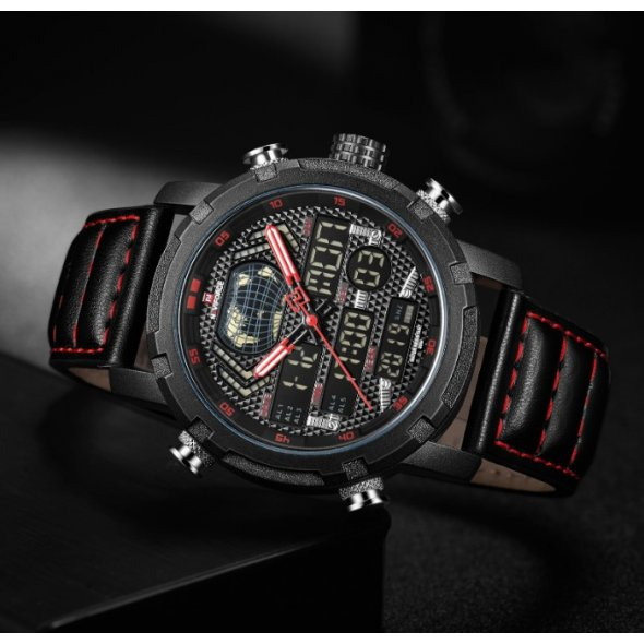 Naviforce World NF9160 Black
