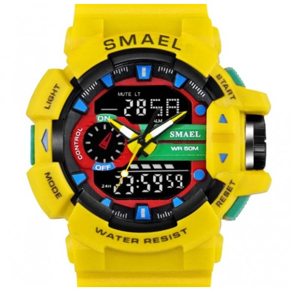 Smael Yellow