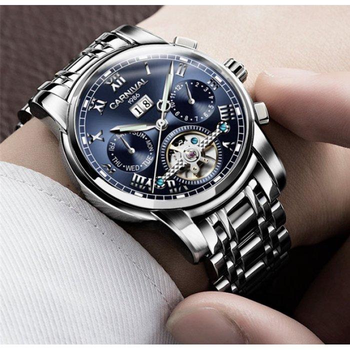 fd723d5de1e86a Чоловічий годинник Carnival First. Купити годинник Carnival First у  Києві/Дніпропетровську в інтернет магазині Бест Тайм